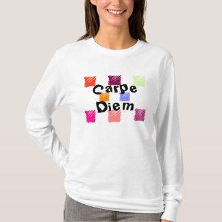 Carpe Diem Squares T-Shirt