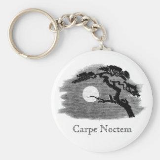 Carpe Noctem Key Ring