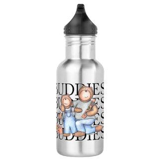 Carpenter Buddies Water Bottle