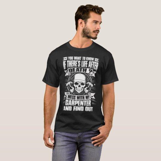 Carpenter carpenter joke carpenter funny carpent T-Shirt