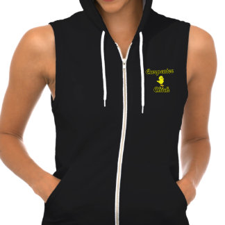 Carpenter Chick Hooded Sweatshirt