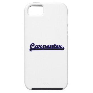 Carpenter Classic Job Design iPhone 5 Cases