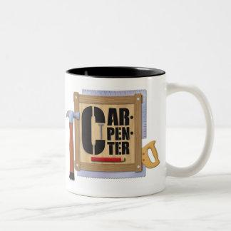 """""""Carpenter"""" Mug"""