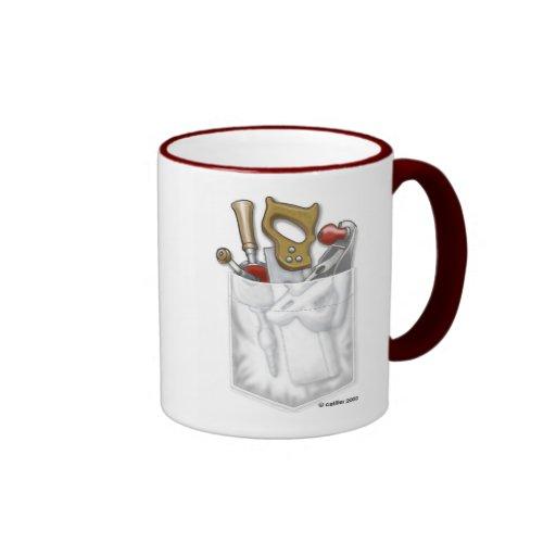 Carpenter Pocket Coffee Mug