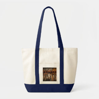 Carpenter  - Saws and Braces Canvas Bag