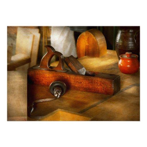 Carpenter - The humble shop plane Announcement