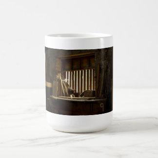 Carpenters  Busy Workshop Mug