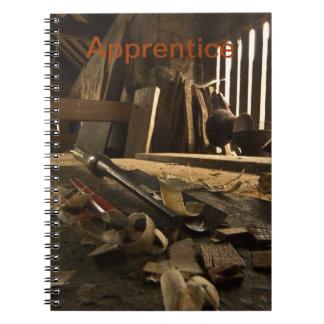 Carpenters  Busy Workshop Notebook