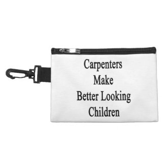 Carpenters Make Better Looking Children Accessories Bags