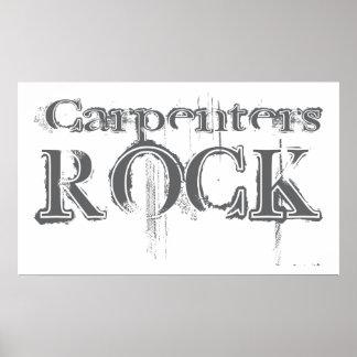 Carpenters Rock Posters