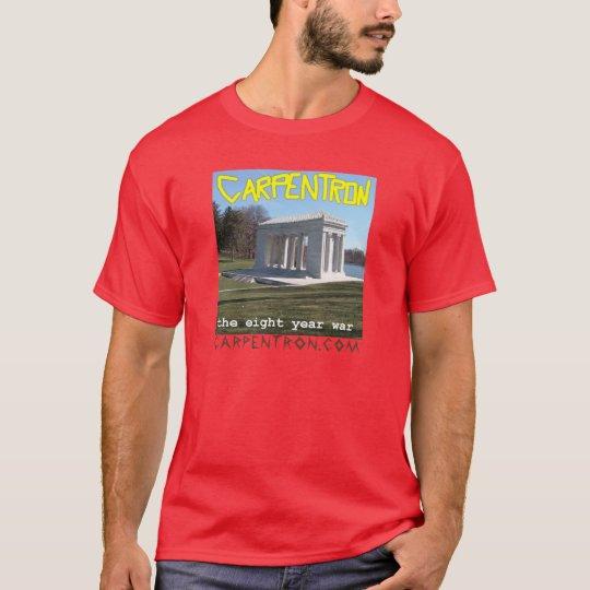 Carpentron: The Eight Year War T-Shirt