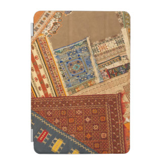 Carpet Collage Close Up iPad Mini Cover