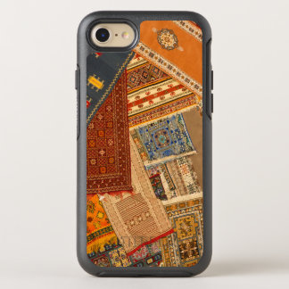 Carpet Collage Close Up OtterBox Symmetry iPhone 8/7 Case