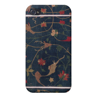 Carpet decorated with animals cases for iPhone 4