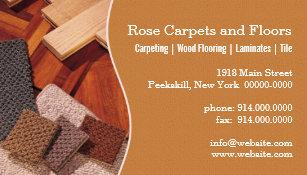 Flooring Business Cards Zazzle Uk