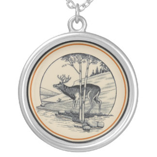 Carr China's WV State Parks Design: Deer Necklace