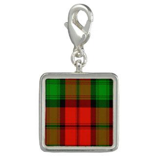 Carr Scottish Tartan Photo Charms