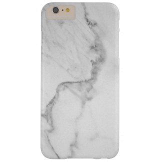Carrara Marble iPhone 6/6s Plus Case