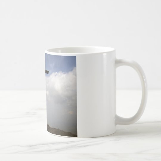 Carrauntoohil summit coffee mug