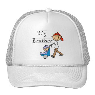 Carriage Big Brother Tshirts and Gifts Trucker Hat