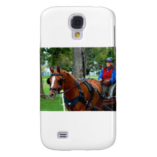 Carriage driving samsung galaxy s4 cases