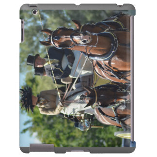 carriage driving iPad case