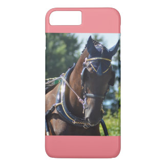 carriage driving iPhone 7 plus case