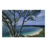 Carribean, Anguilla Island, Road Bay Harbour. Poster