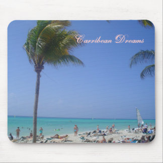 Carribean Dreams Mouse Mat