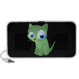 Carrie The Kitty Cat Mp3 Speakers