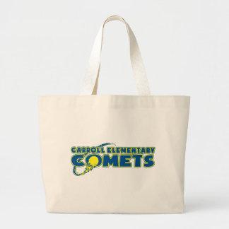 Carroll Elementary Spirit Wear Jumbo Tote Bag