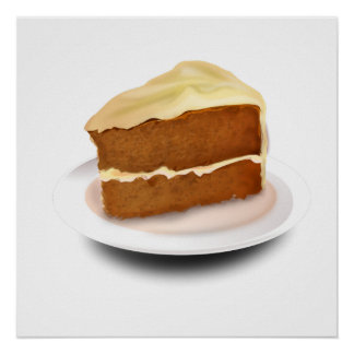 Carrot Cake Posters