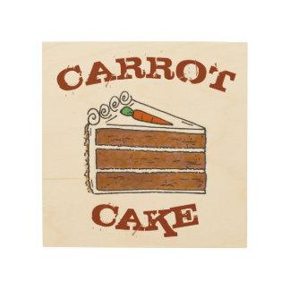 Carrot Cake Slice Baking Bakery Food Kitchen Decor