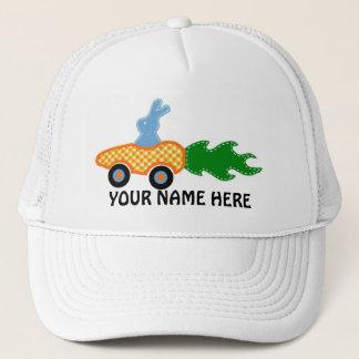 Carrot Car Bunny Hat