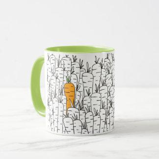 Carrot Combo Mug