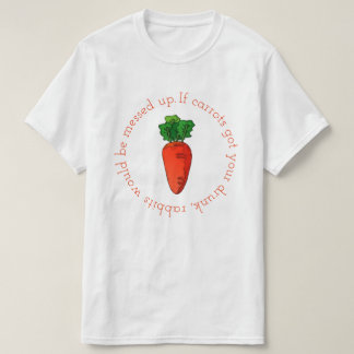 Carrot Juice T-Shirt