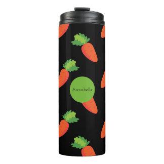 Carrot Juice Thermal Tumbler