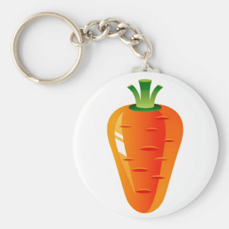Carrot Key Chains