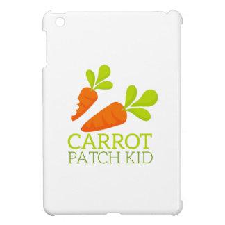 Carrot Patch Kid iPad Mini Cases