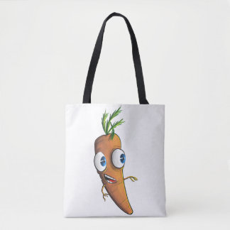 Carrot Tote Bag