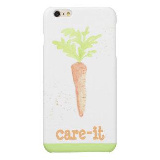 Carrot watercolour iphone 6/6s case iPhone 6 plus case