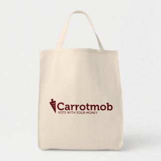 Carrotmob tote bag