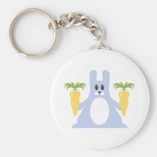 Carrots Anyone? Key Ring