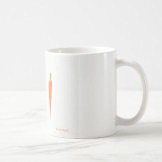 Carrots Basic White Mug