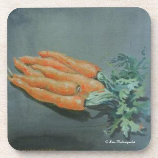 Carrots Coasters