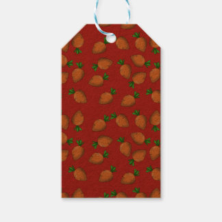 Carrots Gift Tags