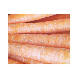 Carrots (Horizontal) Canvas Print