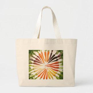 Carrots Jumbo Tote Bag