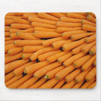 carrots mouse mat