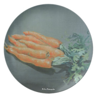Carrots Plate